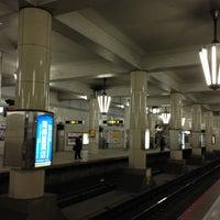 Photo taken at Midosuji Line Tennoji Station (M23) by Shigekazu T. on 5/1/2013