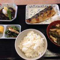 Photo taken at めし処 いも膳 泉大津店 by Shigekazu T. on 7/7/2014