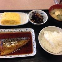 Photo taken at めし処 いも膳 泉大津店 by Shigekazu T. on 2/6/2014
