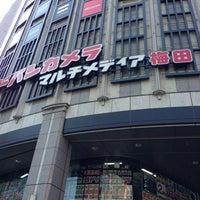 Photo taken at Yodobashi-Umeda by Shigekazu T. on 6/29/2013