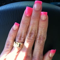Photo taken at Happy Nails by Dawn B. on 5/3/2013