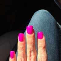 Photo taken at Happy Nails by Dawn B. on 7/9/2014