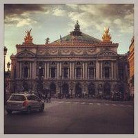 Foto tirada no(a) Place de l'Opéra por Sergio S. em 5/5/2013