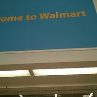 Photo taken at Walmart Supercenter by Steve ♠trlrtrash13♠ P. on 9/30/2014