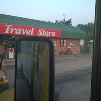 Photo taken at Petro Stopping Center by Steve ♠trlrtrash13♠ P. on 8/3/2014
