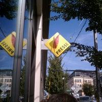 Das Foto wurde bei Café Presse von Huey L. am 9/15/2012 aufgenommen