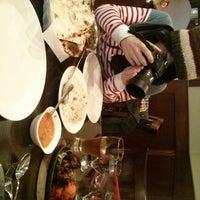 Photo taken at Desi Turka Indian Cuisine by Simon L. on 2/12/2015