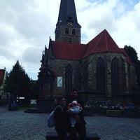 Photo taken at Neuer Markt by Bektas B. on 7/2/2016