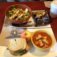 Photo taken at Panera Bread by Joanna C. on 9/20/2015