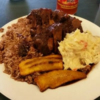 Photo taken at Joan And Sisters Belizean Restaurant by Joseph K. on 7/9/2016