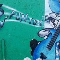 Photo taken at Los Cinco Puntos by Joseph K. on 5/20/2015