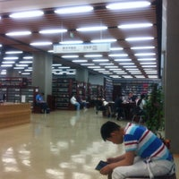 Photo taken at 首都图书馆 Capital Library of China by Peri on 5/31/2015