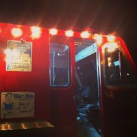 Photo taken at Firehouse Food Truck by Adriana G. on 4/18/2014