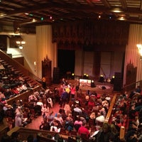 Photo taken at Humphrey Scottish Rite Masonic Center by Jake S. on 5/4/2013