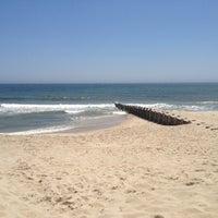 Photo taken at Karge Street Beach by Alex B. on 6/2/2013