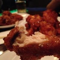 Photo taken at K-Town Chicken & Hof by Kristine on 11/21/2012