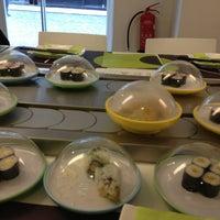 Photo taken at Moy Sushi by Urzulla on 1/30/2013