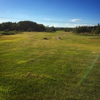 Photo taken at St. Laurence Golf by Ossi T. on 7/14/2014