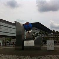 Photo taken at Nagoya International Exhibition Hall by tyo-c on 6/30/2013