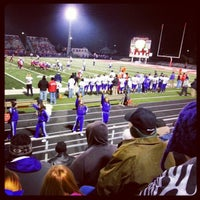 Photo taken at Harmon Field by Kelly H. on 11/30/2013