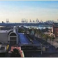 Photo taken at Renaissance Long Beach Hotel by Derrick E. on 12/21/2012
