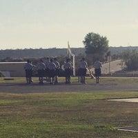 Photo taken at San Bernardino Sheriff Training by Ryan J Orr on 8/12/2015