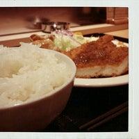 Photo taken at 街角食堂 ごっちゃん by Katsuki K. on 1/19/2013