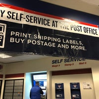 Photo taken at US Post Office by Ingo R. on 12/13/2017