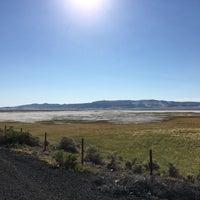 Photo taken at Bonneville Salt Flats by Ingo R. on 7/1/2016