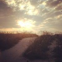 Photo taken at Bald Head Island by David C. on 7/26/2013