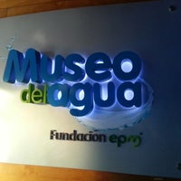 Photo taken at Museo del Agua EPM by Oesoto on 12/28/2012