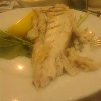 Photo taken at Dalyan restaurant by Ali Ö. on 9/15/2016