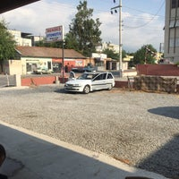 Photo taken at Mendeş otomotiv by Kenan Aslanbey  on 7/26/2015