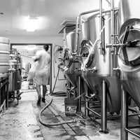 Photo taken at Proof Brewing Company by Proof Brewing Company on 7/22/2014