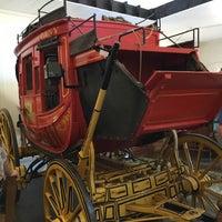Снимок сделан в Wells Fargo History Museum пользователем Osman Ö. 9/16/2016