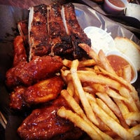 Photo taken at Memphis BBQ by Lionel C. on 5/5/2013