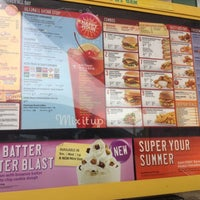 Photo taken at SONIC Drive In by April T. on 6/12/2012