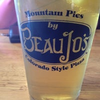 Photo taken at Beau Jo's Pizza by Nathan L. on 8/19/2012