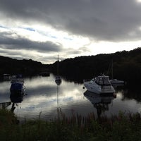 Photo taken at Loch Lomond by Yeyoung K. on 9/8/2012