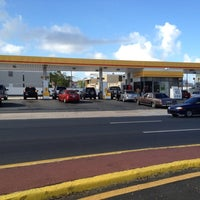 Photo taken at Shell Levittown by Alwin S. on 9/1/2012