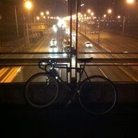 Photo taken at 난지 은하수다리 by TJ U. on 3/27/2012