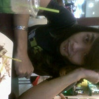 Photo taken at gang seratus, tanjung barat jakarta selatan by Iyank d. on 5/13/2012