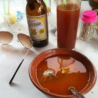Photo taken at La Choza Del Maiz by Krls A. on 2/19/2012