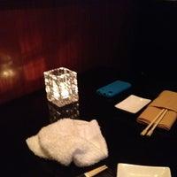 Photo taken at Samurai Japanese Cuisine by Nicole M. on 6/13/2012