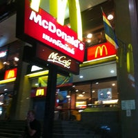 Photo taken at McDonald's & McCafé by Janeey B. on 7/23/2012