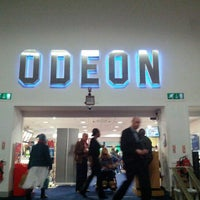 Photo taken at Odeon by Cherry Anne F. on 10/19/2012