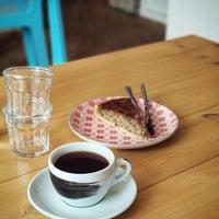 Снимок сделан в One Little Coffee Shop пользователем Liudmila K. 1/26/2018