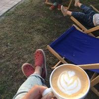 Снимок сделан в Coffee Kiosk пользователем Liudmila K. 5/26/2018
