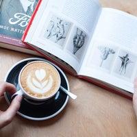 Снимок сделан в One Little Coffee Shop пользователем Liudmila K. 1/19/2018