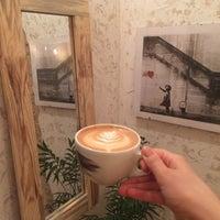 Снимок сделан в One Little Coffee Shop пользователем Liudmila K. 1/28/2018